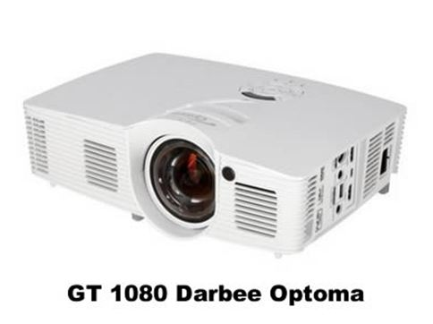 The Optoma Gt 1080 Darbee Is An Excellent Replacement For